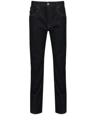 Men's Barbour International Regular Jeans - Rinse
