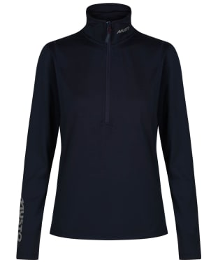 Women's Musto ZP 176  X Country Top - True Navy
