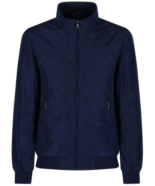 Men's Hackett Nylon Blouson Jacket - Blue