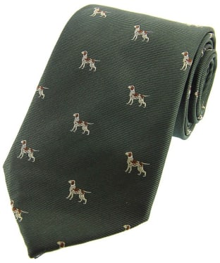 Men's Soprano Hounds Tie - Green