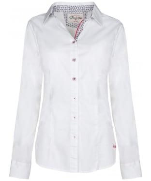 Women's Dubarry Clematis Shirt - White