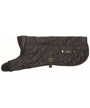 Barbour Polarquilt Dog Coat - Black