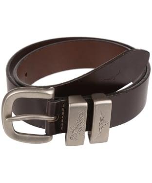 Men's R.M. Williams Solid Hide Belt