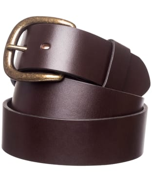 "Men's R.M. Williams 1 1/2"" Traditional Belt - Chestnut"