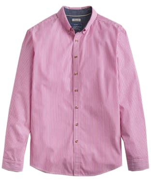 Men's Joules Talbert Classic Fit Shirt - Pink Stripe