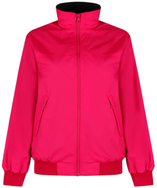 Women's Musto Snug Blouson Jacket - Bright Rose / Cinder