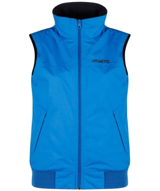 Women's Musto Snug Gilet - Atlantic Blue