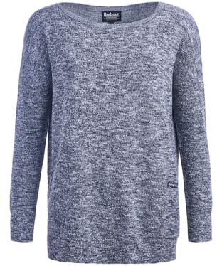 Women's Barbour International Suliven Knit Sweater