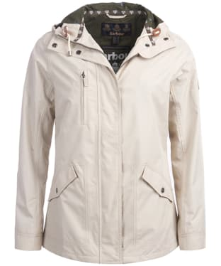 Women's Barbour Headland Waterproof Jacket - Mist
