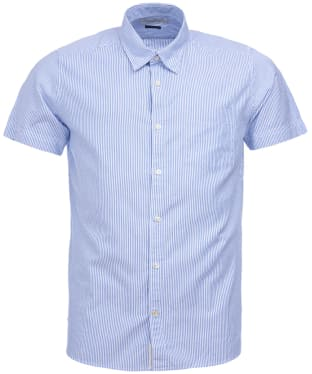 Men's Barbour Tenby Shirt - Blue