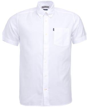Men's Barbour Casey Shirt - White