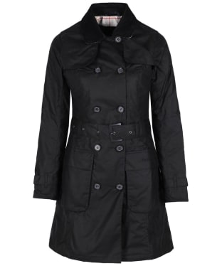 Women's Barbour Plean Waxed Jacket