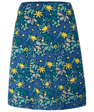 Women's Seasalt Recital Skirt - Kaye's Floral Aquatic