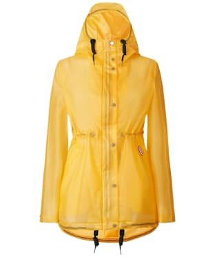 Women's Hunter Original Vinyl Waterproof Smock - Yellow