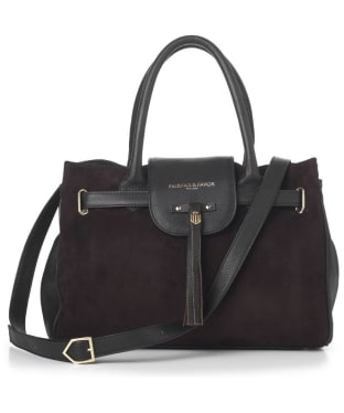 Women's Fairfax & Favor Windsor Handbag - Chocolate