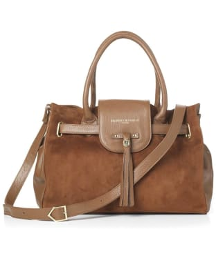 Women's Fairfax & Favor Windsor Handbag - Tan
