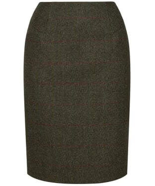 Women's Dubarry Fern Skirt - Moss Tweed