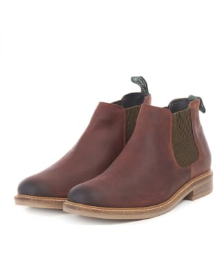Men's Barbour Penshaw Chelsea Boots - Timber Tan