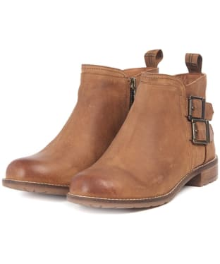 Women's Barbour Sarah Low Buckle Boots