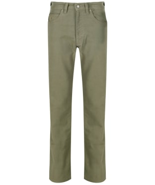 Men's R.M. Williams Overseer Luxury Moleskin Jeans - Doeskin