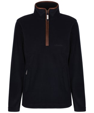 Men's Schoffel Berkeley 1/4 Zip Fleece - Navy