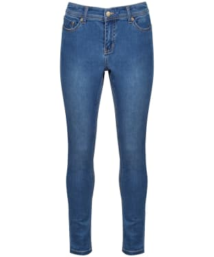 Women's Joules Monroe Skinny Jeans - Fresh Blue