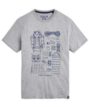 Men's Joules Graphic Print Tee