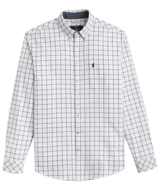 Men's Joules Wilby Classic Fit Shirt - Chalk Check