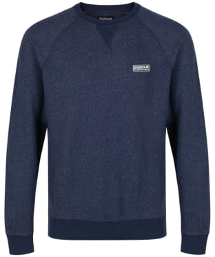 Men's Barbour International Skyway Sweatshirt - Insignia Blue