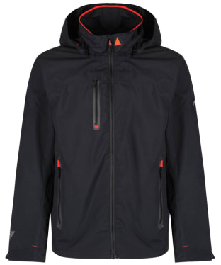 Men's Musto Sardinia BR1 Jacket - Black / Fire Orange