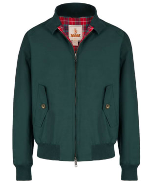 Men's Baracuta G9 Original Jacket - Racing Green