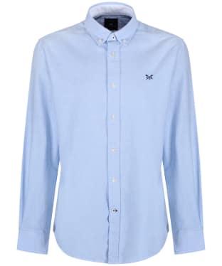 Men's Crew Clothing Oxford Classic Shirt - Sky
