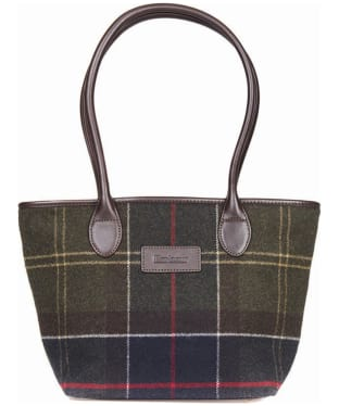 Women's Barbour Dee Tartan Handbag