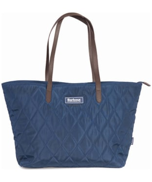 The Women's Barbour Witford Small Tote Bag - Navy
