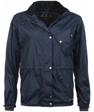 Women's Barbour x Brompton Brent Jacket - Navy