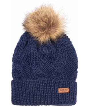 Women's Barbour Ashridge Beanie Hat