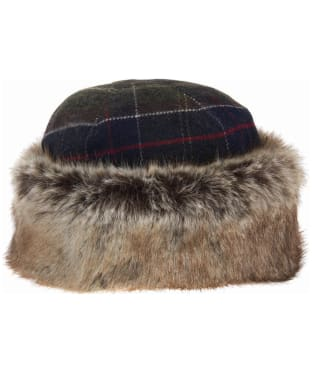 Women's Barbour Tartan Ambush Hat