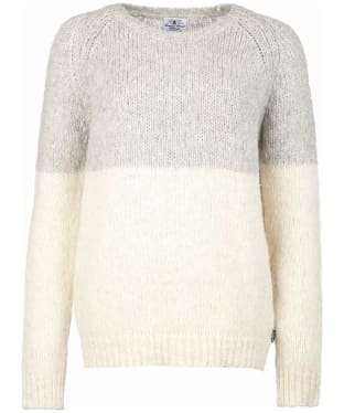 Women's Barbour Heritage Helen Crew Neck Sweater