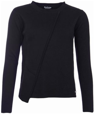 Women's Barbour International Cadwell Knitted Sweater