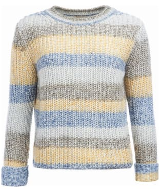 Women's Barbour Hive Knit - Harvest Gold
