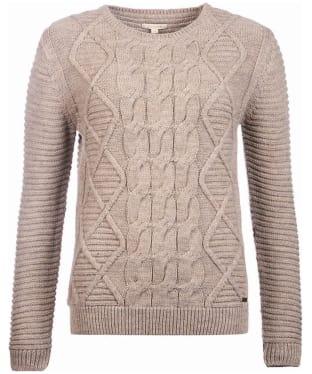Women's Barbour Court Crew Sweater