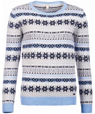 Women's Barbour Tarn Crew Sweater