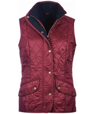 Women's Barbour Cavalry Quilted Gilet