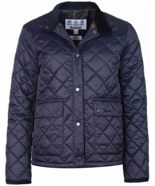 Women's Barbour Heritage Nidd Quilted Jacket