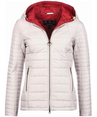 Women's Barbour Cragside Quilt Jacket - Mist