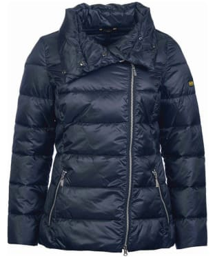 Women's Barbour International Rockingham Quilted Jacket