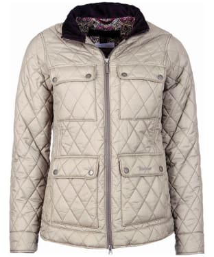 Women's Barbour Liberty Abbey Quilt Jacket