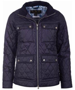 Women's Barbour Liberty Abbey Quilt Jacket