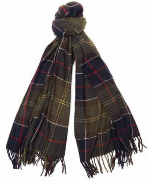 Women's Barbour Hailes Tartan Wrap