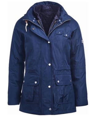 Women's Barbour Throw Waterproof Jacket